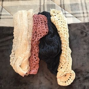 Accessories - Lot of Scarves